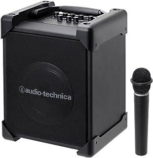 オーディオテクニカ デジタルワイヤレスアンプシステム(出力12W)【マイク付】【1.9GHz帯DECT準拠方式】audio-technica ATW-SP1910/MIC