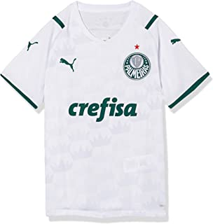 Camisa Palmeiras Infantil II 2021 Branco 10A
