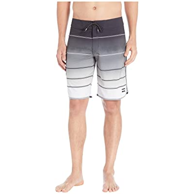 Billabong 73 X Stripe Boardshorts (Stealth) Men