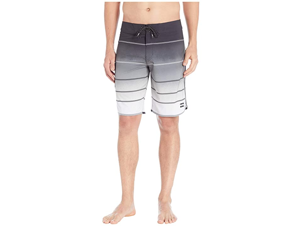 Billabong 73 X Stripe Boardshorts (Stealth) Men