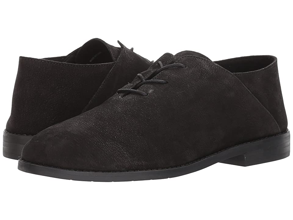 Eileen Fisher Fresno (Black Tumbled Nubuck) Women