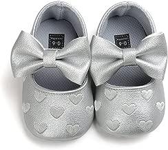 أحذية Royal Victory للفتيات الرضع من البولي يوريثان النعل الناعم لمرحلة ما قبل المشي 0-18 شهرًا