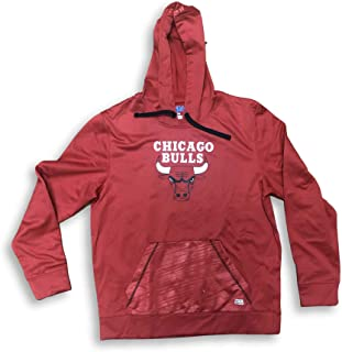 VF Chicago Bulls Dri Fit Adult Men's Drawstring Hoodie