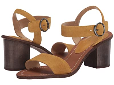Splendid Adam (Sunflower Cow Suede) Women