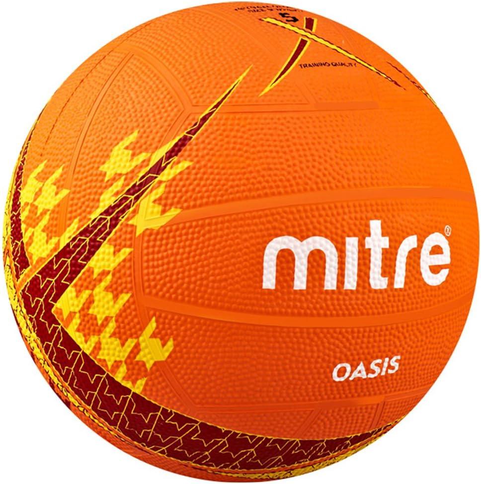 mitre Oasis [Alternative dealer] Bargain Netball of 2 Pack