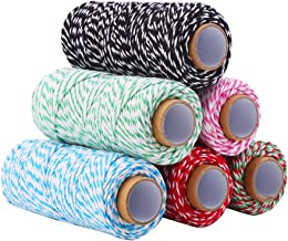Assorted Baker Ross EV1382 Embroidery Thread Value Pack