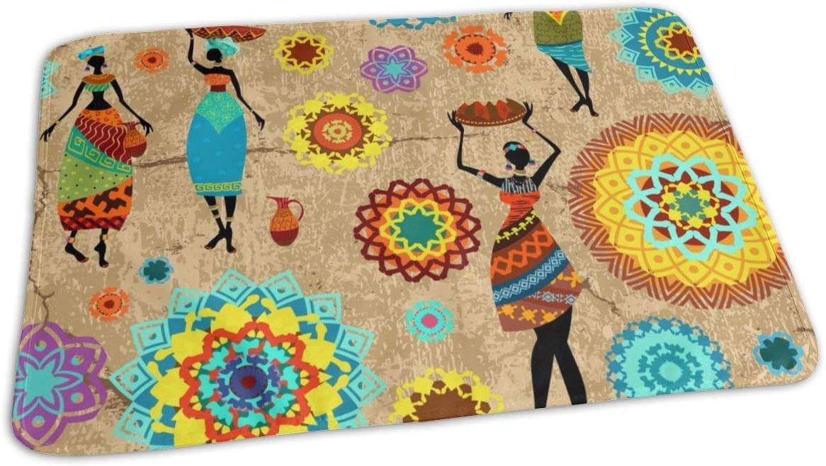 UAJAR Arabesques Ranking TOP4 African Women Baby Changing Cover Reusable Pad 25% OFF