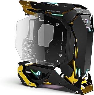 Caja Pc Gamer Caja Para Juegos Caja De Aluminio Para Computadora, 2 Puertos USB 3.0 Panel Lateral De Vidrio Templado Listo...