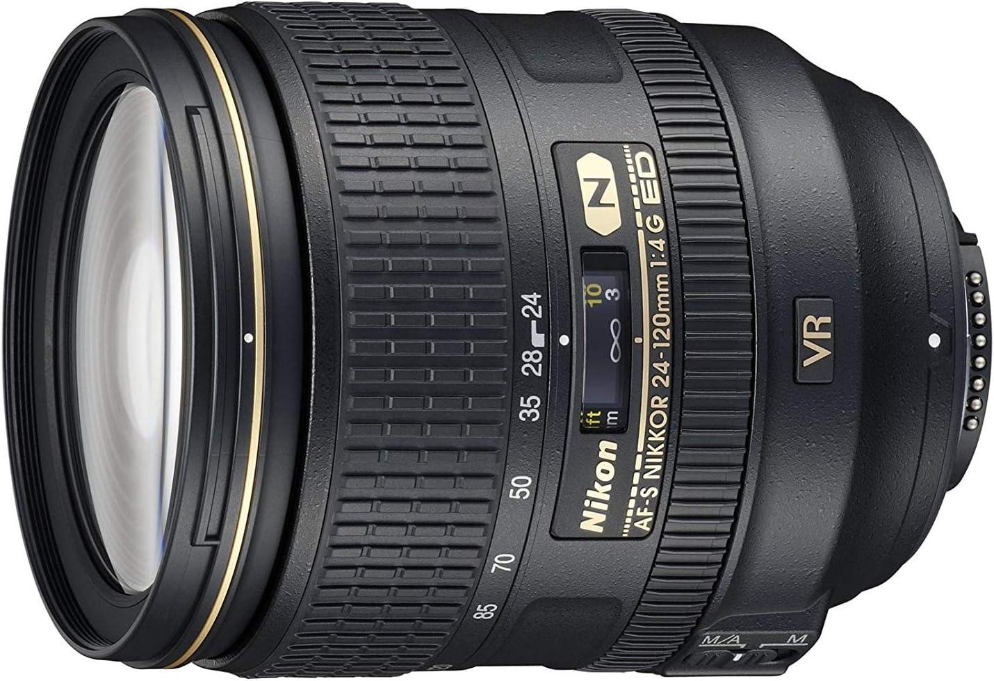 Nikon 標準ズームレンズ AF-S NIKKOR 24-120mm