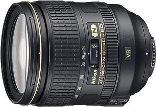 Nikon Standard Zoom Lens AF-S NIKKOR 24-120mm f / 4G ED VR Full Size corresponding