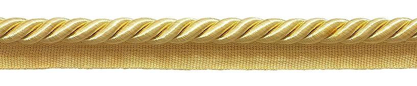 DecoPro Large Light Gold 3/8
