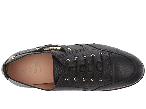 LOVE Moschino Platform Oxford Black Outlet Store Sale Online Low Shipping Fee Sale Online Sale Fashionable Shopping Online High Quality Cheap Sale Big Sale AxoAvWtC