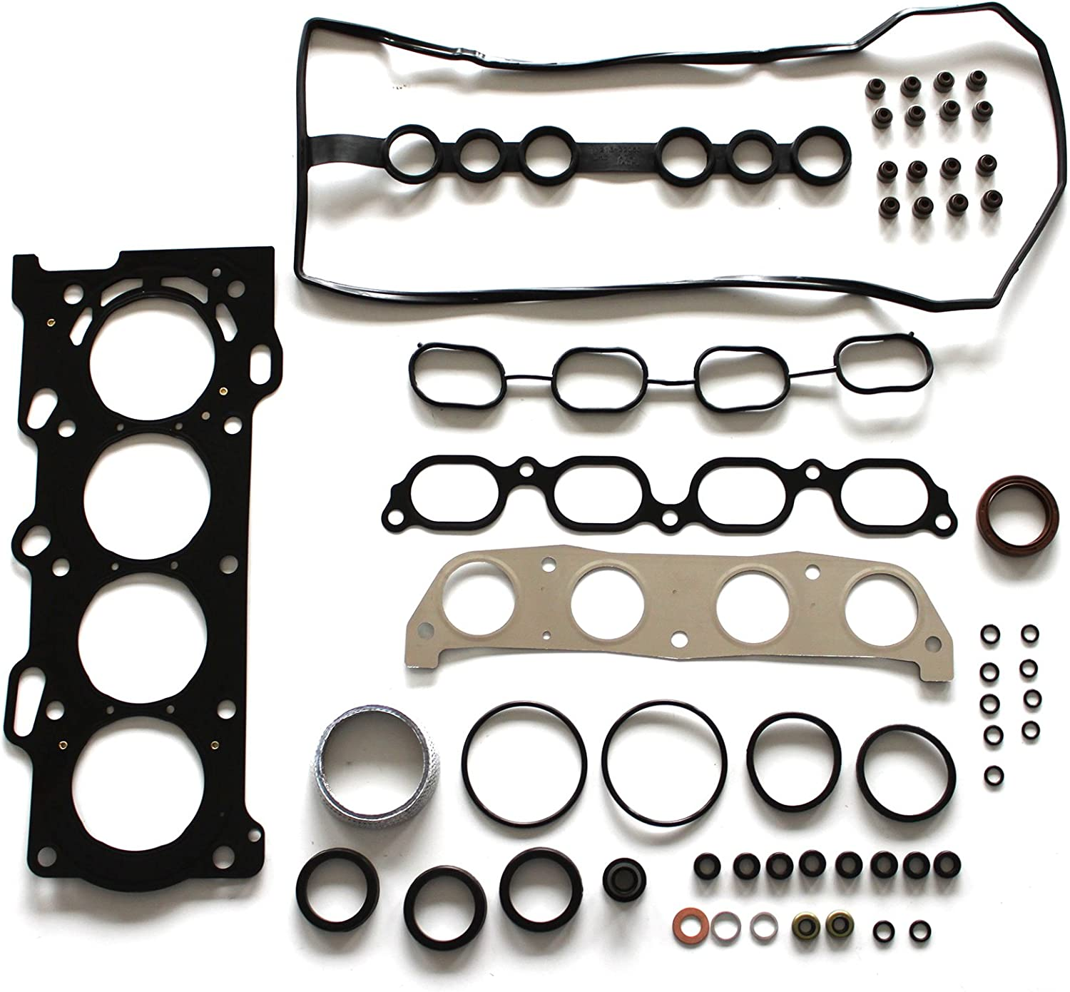 SCITOO Max Special Campaign 71% OFF MLS Cylinder Head Gasket Pr Set Replacement Chevrolet for