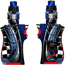 Decal Kid Skin For SMOK Mag 225W - Sidewinder Blue | Protective, Durable, and Unique Vinyl Decal wrap cover | Easy To Apply, Remove, and Change Styles (LEFT HAND)
