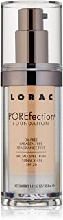 LORAC POREfection Foundation, PR1-fair, 1.12 Fl Oz