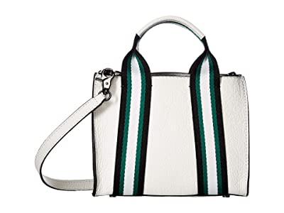 Botkier Trinity Crossbody (Marshmallow) Cross Body Handbags