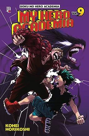 My Hero Academia. Boku no Hero - Volume 9