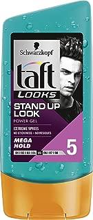 Schwarzkopf Taft Looks Stand Up Look Power Gel Mega Hold 5 (150ml)