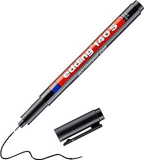 Edding 140 S B 3.0 marker voor reactievermogen 1 tot 3 mm rood