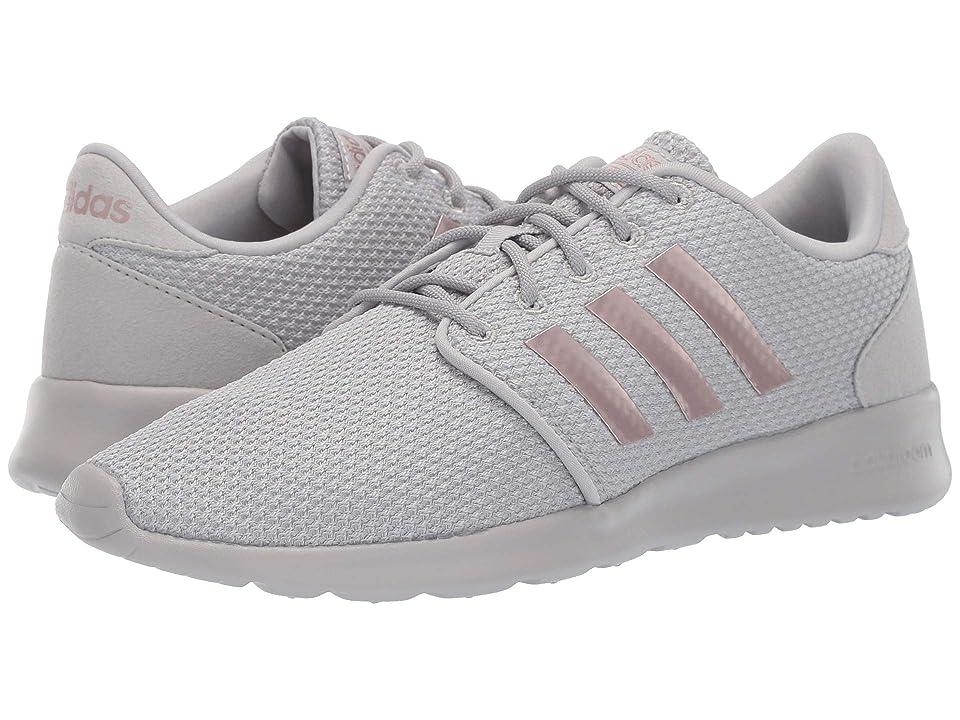 adidas Cloudfoam QT Racer (Light Granite/Copper Metallic/Grey Two F17) Women