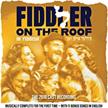 fiddler on the roof cast album