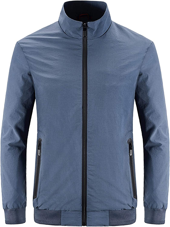 Men's Jackets With Pocket, Long Sleeved Warm outdoor Fashion jacket V560
