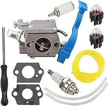 Wellsking C1Q-W37 Carburetor for Husqvarna 125B 125BX 125BVX ZAMA 545081811 545 08 18-11..