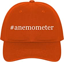 The Town Butler #Anemometer - A Nice Comfortable Adjustable Hashtag Dad Hat Cap