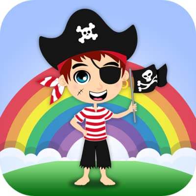 Pirates Real & Cartoon Videos, Books, Games, Photos & Activities for Kids by Playrific