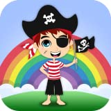 Watch popular pirate cartoon videos Pirate match interactive memory game Interactive play & learn pirate math game Learn to talk like a pirate Interactive read-aloud pirate story books Pirate photo gallery Sing along to pirate songs