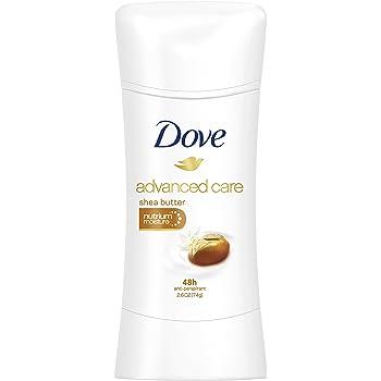 Dove Advanced Care Antiperspirant Shea Butter 2.6 oz