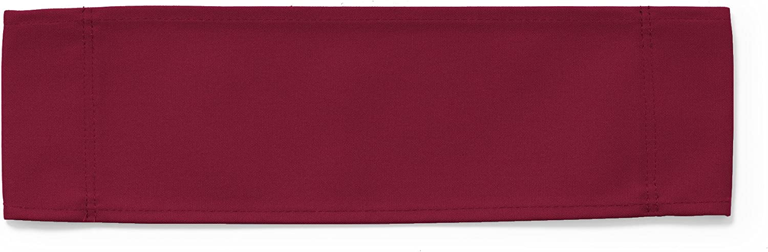 (Burgundy) - Telescope Casual Canvas Director Chair Replacement Cover, Burgundy