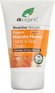 Dr.organic Organic Manuka Honey Hand And Nail Cream 125ml