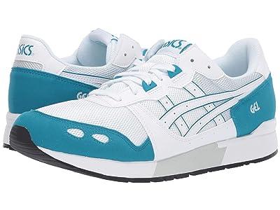 ASICS Tiger Gel-Lyte (White/Teal Blue) Men