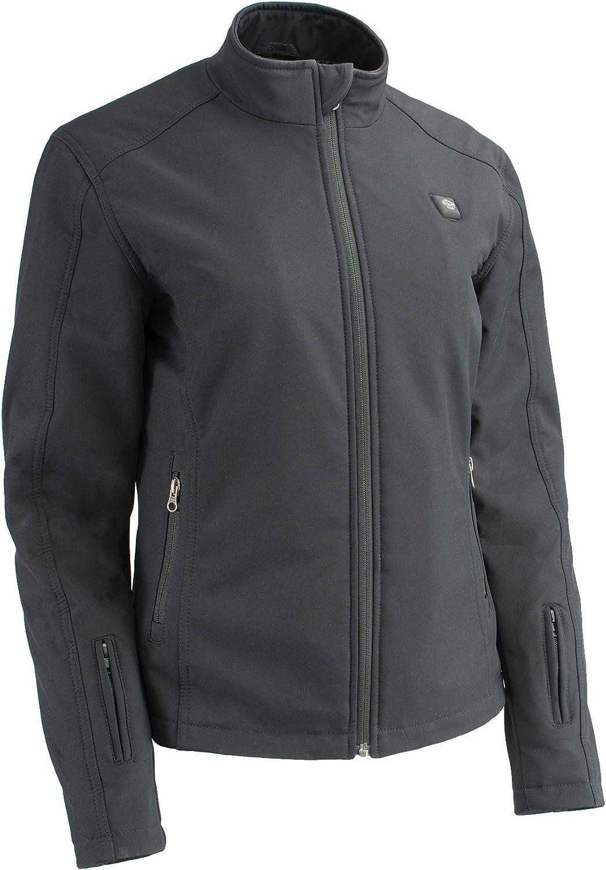 Men's Ladies Black Waterproof Heated オンラインショップ - 超目玉 Soft Shell Batte Jacket