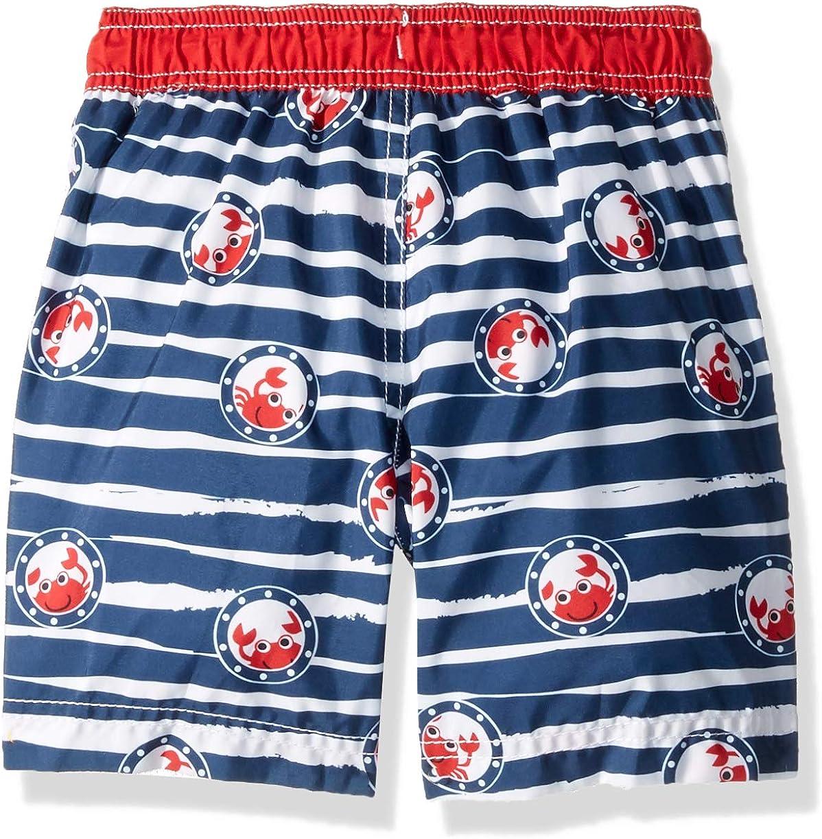 Wippette Boys Quick Dry Swim Trunk