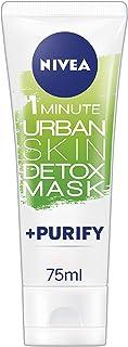NIVEA 1 Minute Urban Skin Detox Mask Purify, 75ml