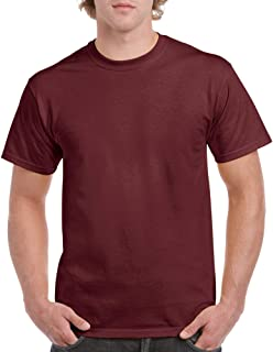 Gildan Men's Heavy Cotton Adult T-Shirt, 2-Pack