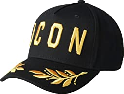 Icon Gold Baseball Cap