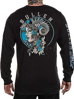 Sullen Men's Tangrer Crew Thermal Long Sleeve T Shirt