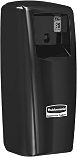 Rubbermaid Commercial Products 1793534 Microburst Metered Automated Odor-Controlling Aerosol Air Care System, MB9000 Dispe...