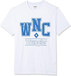 Wrangler Men's GRAPHIC LOGO TEE Men's T-Shirts