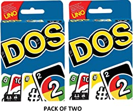 Uno Dos Card Game | Pack of Two