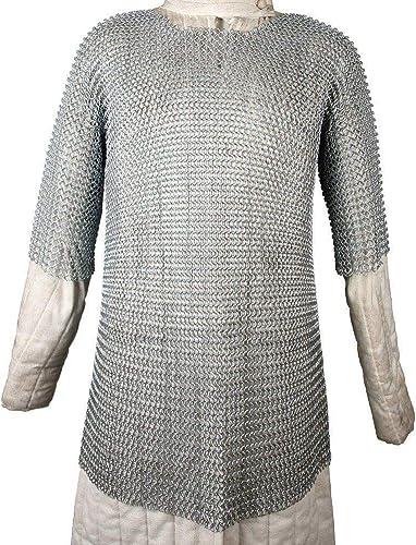 Costume gothique d'armure médiévale d'armure