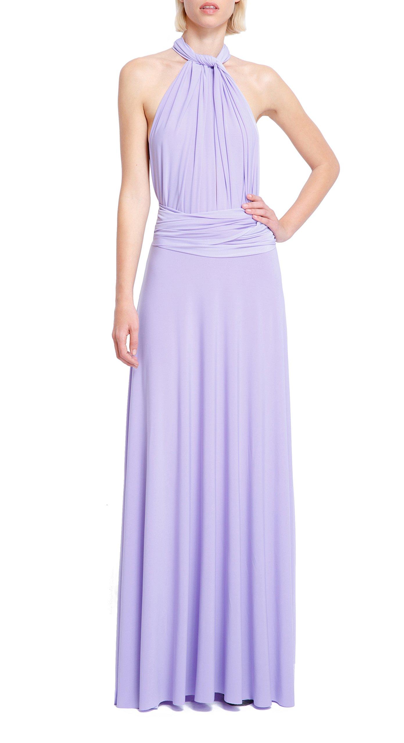 Available at Amazon: VonVonni Women's Transformer DressLilacOne Size Fits USA 2-10