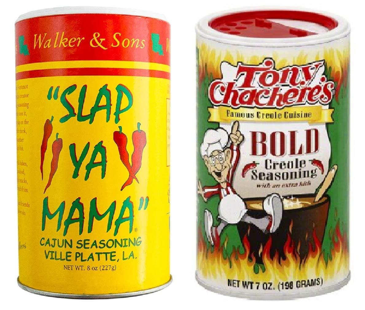 Louisiana Cajun Creole No MSG Seasoning Bundle 1 Slap each SALENEW very popular! - Charlotte Mall of