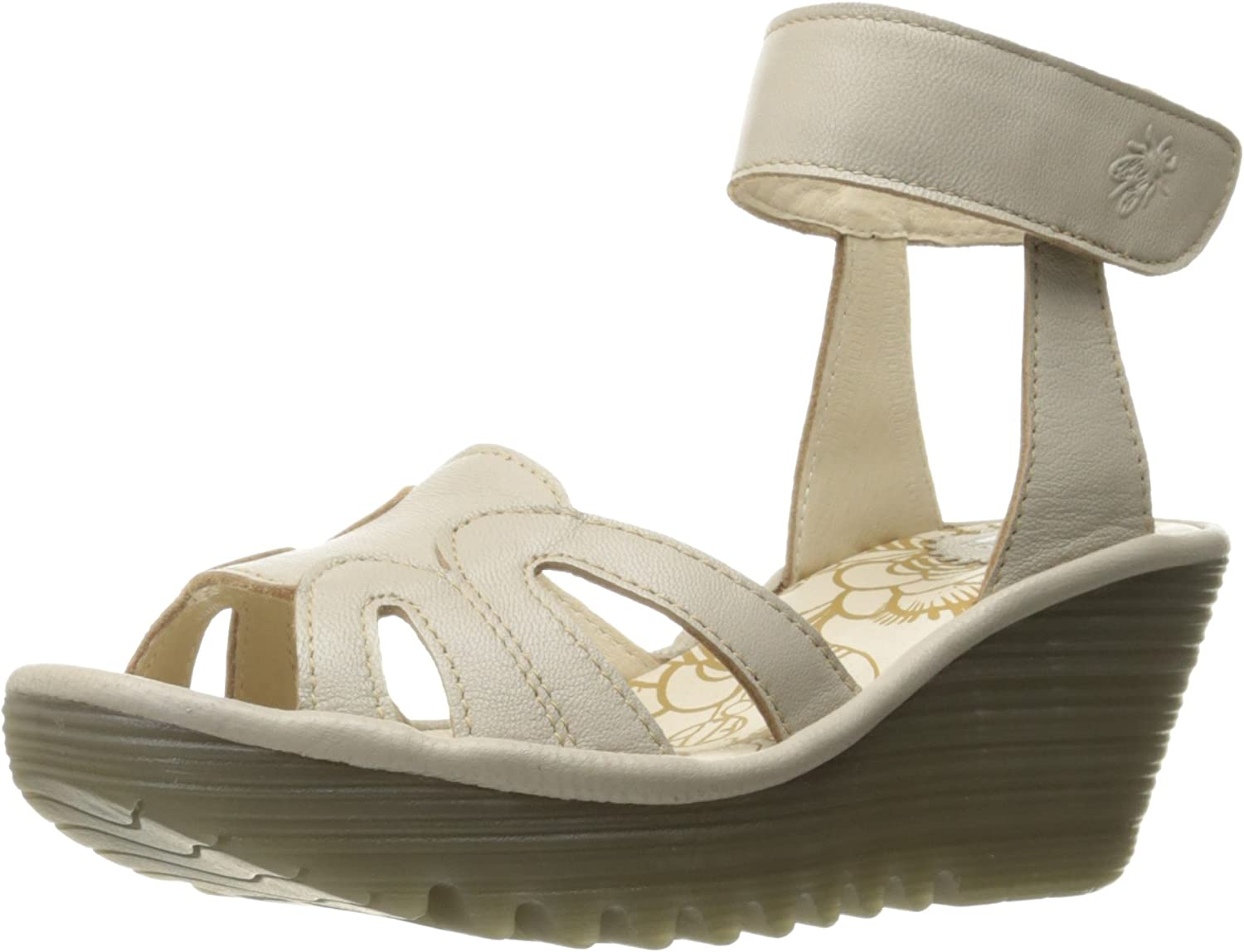 Fly London Women's YASA750FLY Wedge Sandal