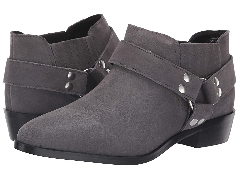 JANE AND THE SHOE Lindsey (Grey Suede) Women