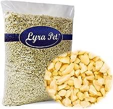 Lyra Pet 25 kg Erdnusskerne weiss gehackt Erdnüsse Wildvogelfutter Winterfutter