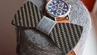carbon fiber bow ties